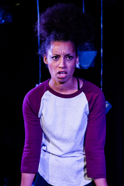 Soho Theatre Half Breed – Photo by Richard Davenport